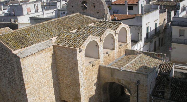 Castello Caracciolo - Museo della Civiltà Contadina - Foto #2328