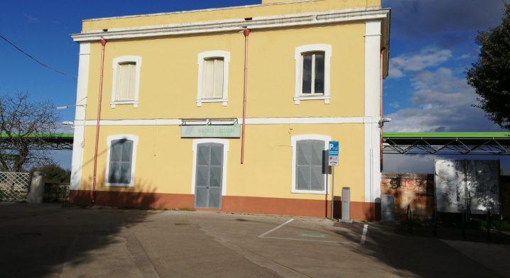 Stazione Ferroviaria del Sud Est Racale-Alliste - Foto #2545