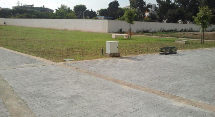 Parco attrezzato di quartiere via dei Ferrari - Foto #2343