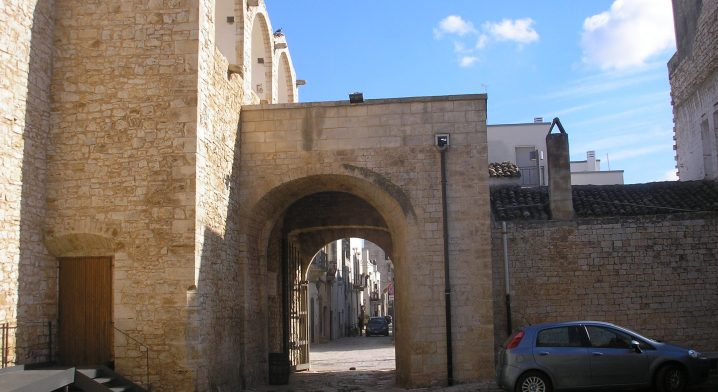 Castello Caracciolo - Museo della Civiltà Contadina - Foto #2330
