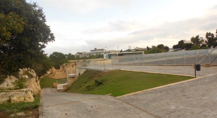 Parco attrezzato di quartiere via dei Ferrari - Foto #2338