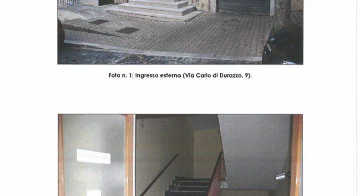Ex Centro di Aggregazione Giovanile via Carlo di Durazzo - Foto #2379