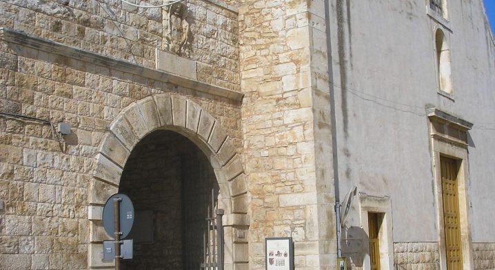 Castello Caracciolo - Museo della Civiltà Contadina - Foto #2334