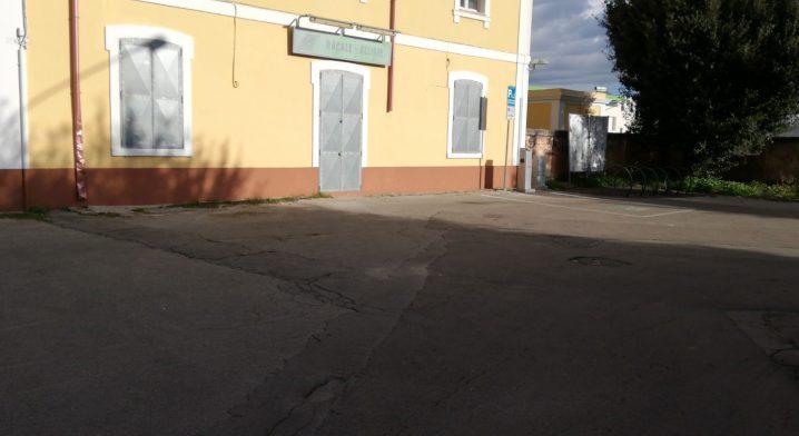 Stazione Ferroviaria del Sud Est Racale-Alliste - Foto #2543