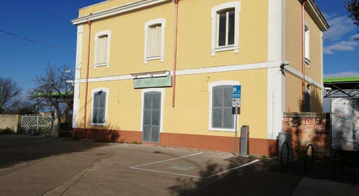 Stazione Ferroviaria del Sud Est Racale-Alliste - Foto #2546