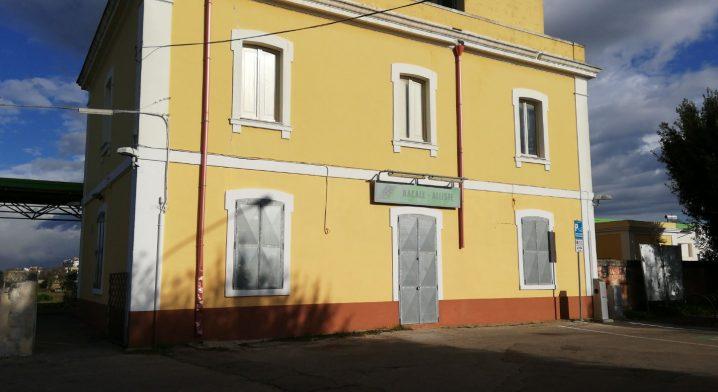 Stazione Ferroviaria del Sud Est Racale-Alliste - Foto #2544