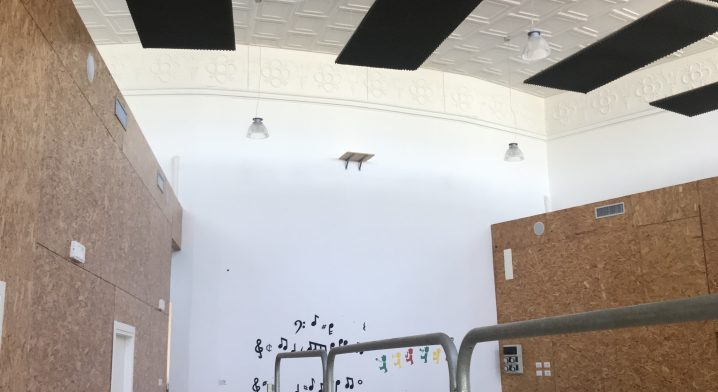Auditorium - Laboratorio Urbano - Foto #3215