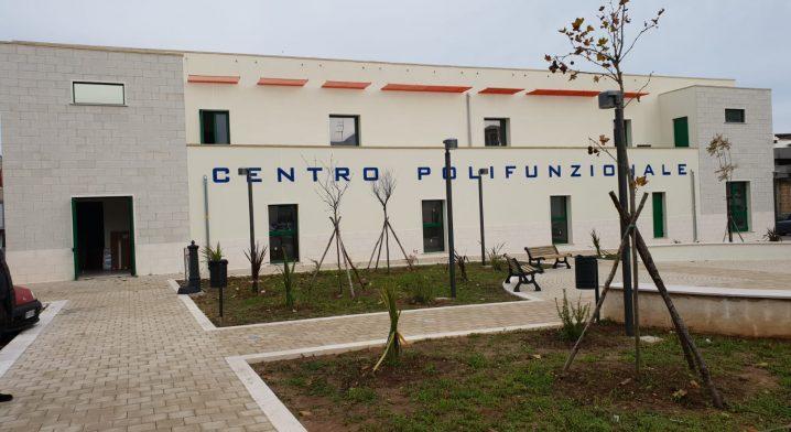 Centro Polifunzionale di Latiano - Foto #3430