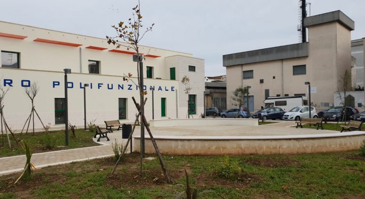 Centro Polifunzionale di Latiano - Foto #3457