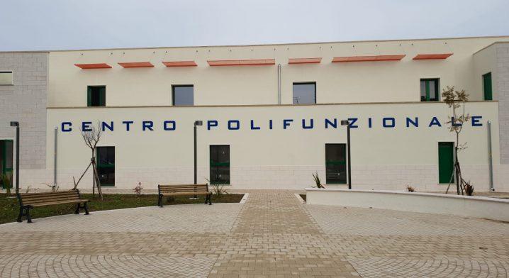 Centro Polifunzionale di Latiano - Foto #3431