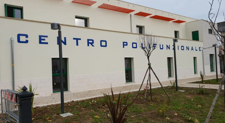 Centro Polifunzionale di Latiano - Foto #3432