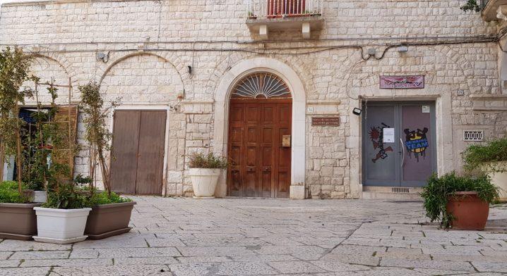 Ex Palazzo Capitano (Ex Palazzo Pretura) - Foto di copertina