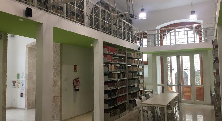 Biblioteca comunale di Cisternino - Foto #4931