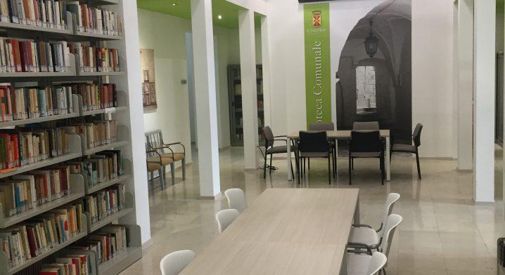 Biblioteca comunale di Cisternino - Foto #4936