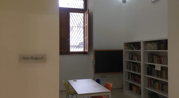Biblioteca comunale di Cisternino - Foto #4930