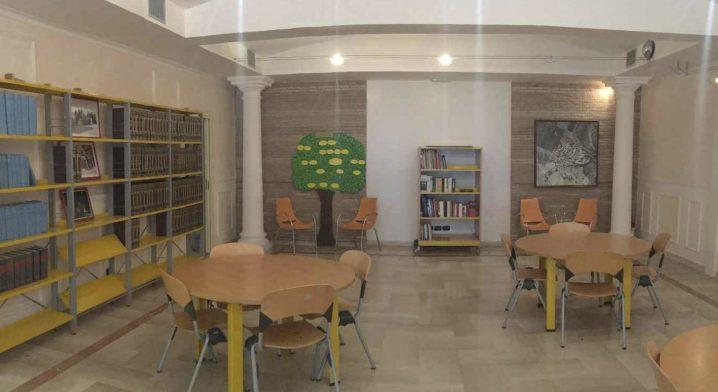 Biblioteca comunale di Ordona - Foto di copertina