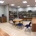 Foto spazio - Biblioteca comunale di Carapelle