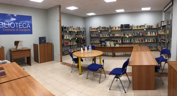 Biblioteca comunale di Carapelle - Foto #5894