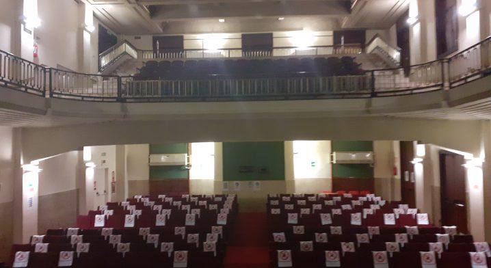 Teatro comunale Olmi - Foto di copertina