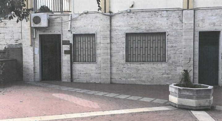 Centro Polivalente di Ordona - Foto di copertina