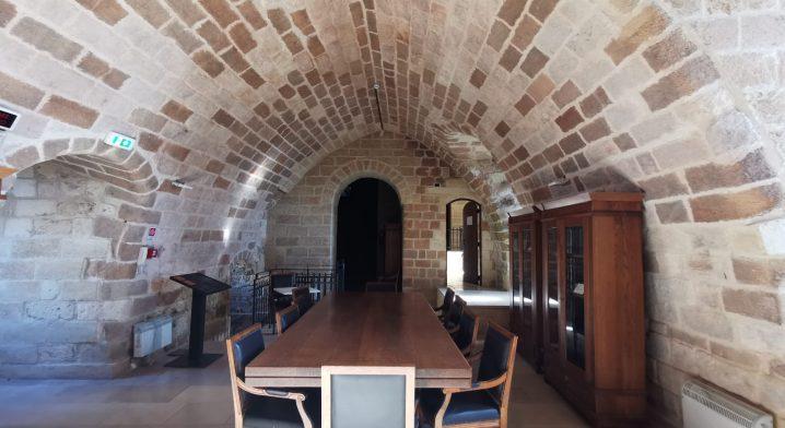 Biblioteca del Castello - Foto di copertina