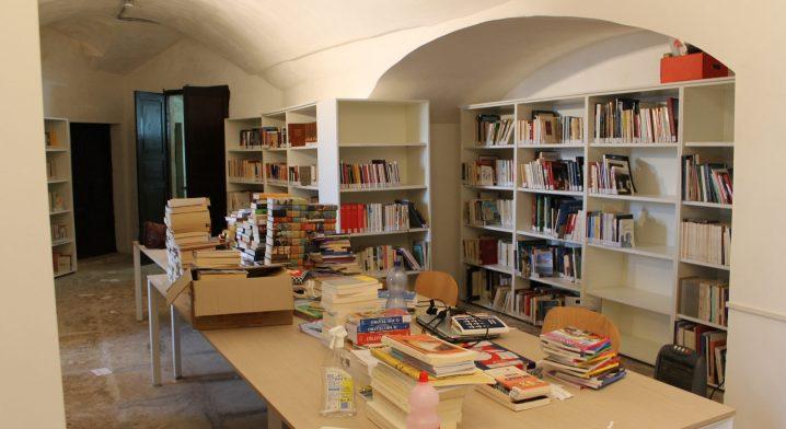 Biblioteca comunale di Corigliano d'Otranto - Foto #6371
