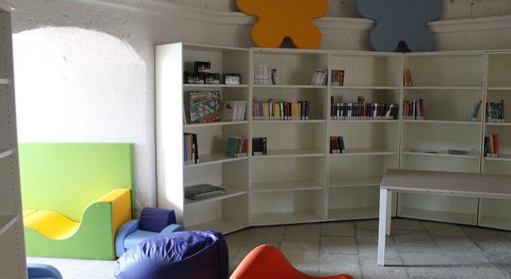 Biblioteca comunale di Corigliano d'Otranto - Foto #6366