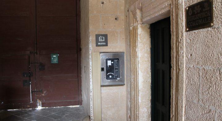Biblioteca comunale di Corigliano d'Otranto - Foto #6375