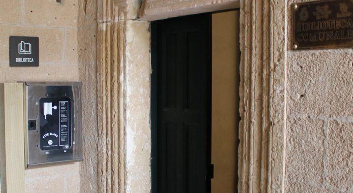 Biblioteca comunale di Corigliano d'Otranto - Foto #6376