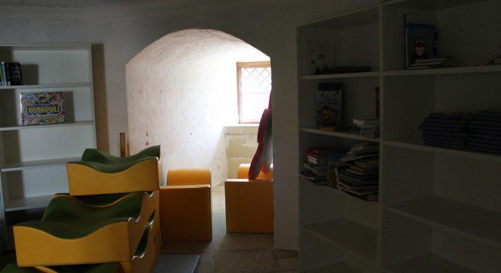 Biblioteca comunale di Corigliano d'Otranto - Foto #6367