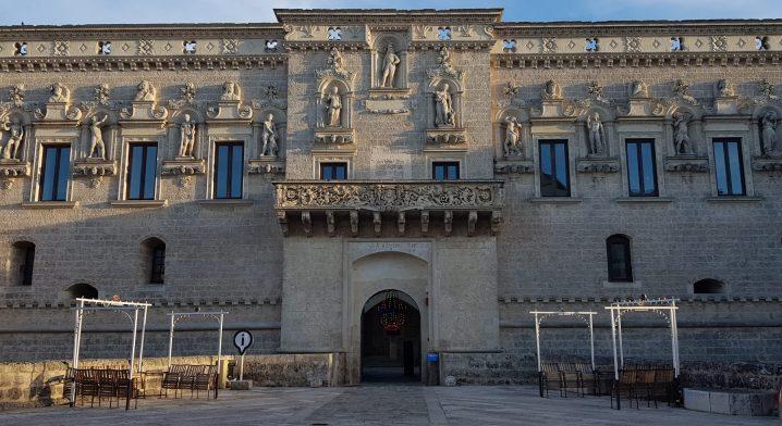 Biblioteca comunale di Corigliano d'Otranto - Foto di copertina