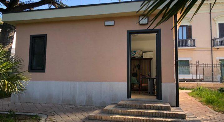 Alloggio custode in Villa comunale - Foto di copertina